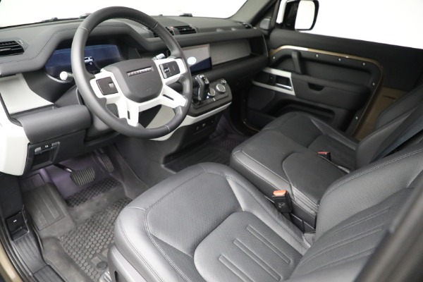 Used 2021 Land Rover Defender 90 First Edition for sale $69,900 at Maserati of Westport in Westport CT 06880 17