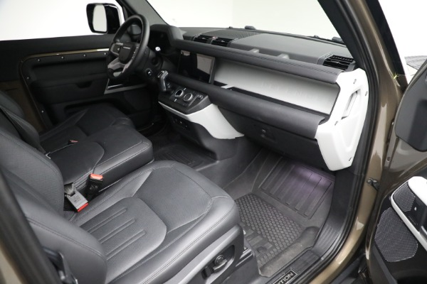 Used 2021 Land Rover Defender 90 First Edition for sale $69,900 at Maserati of Westport in Westport CT 06880 21