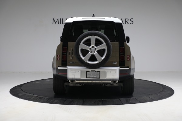 Used 2021 Land Rover Defender 90 First Edition for sale $69,900 at Maserati of Westport in Westport CT 06880 6