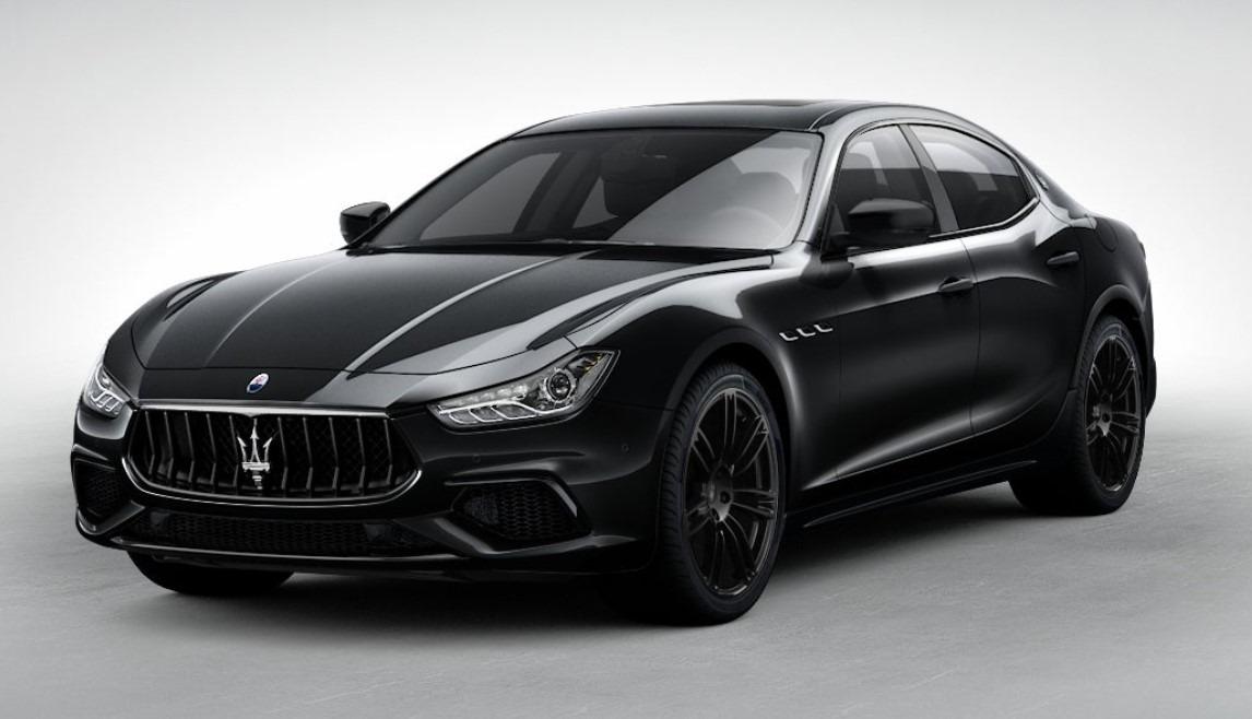 New 2021 Maserati Ghibli SQ4 for sale $91,244 at Maserati of Westport in Westport CT 06880 1