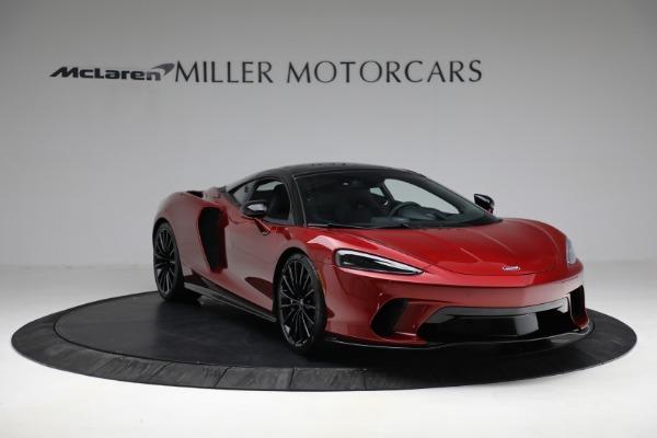 New 2021 McLaren GT for sale $217,275 at Maserati of Westport in Westport CT 06880 10