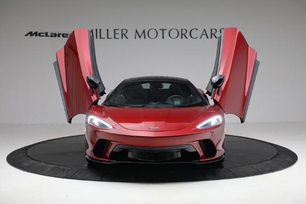 New 2021 McLaren GT for sale $217,275 at Maserati of Westport in Westport CT 06880 12