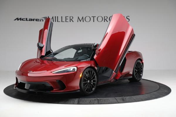New 2021 McLaren GT Luxe for sale $217,275 at Maserati of Westport in Westport CT 06880 13