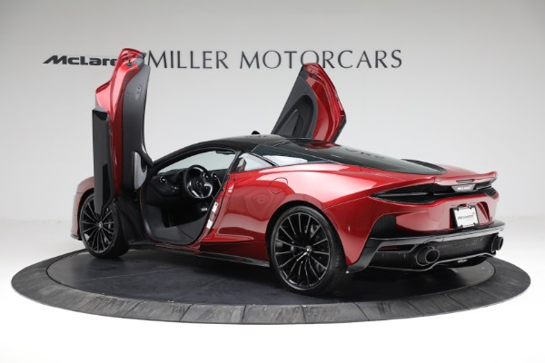 New 2021 McLaren GT for sale $217,275 at Maserati of Westport in Westport CT 06880 15
