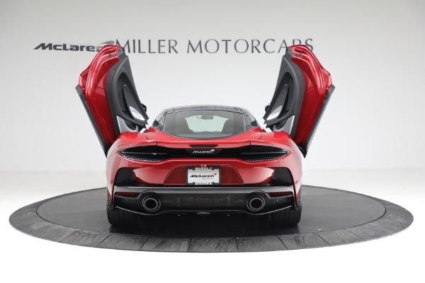 New 2021 McLaren GT for sale $217,275 at Maserati of Westport in Westport CT 06880 16