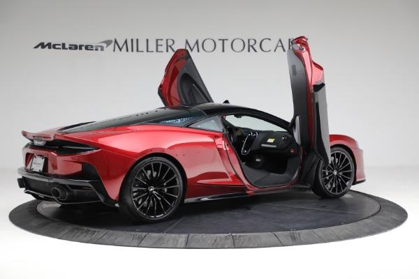 New 2021 McLaren GT for sale $217,275 at Maserati of Westport in Westport CT 06880 17
