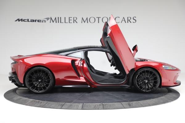 New 2021 McLaren GT for sale $217,275 at Maserati of Westport in Westport CT 06880 18