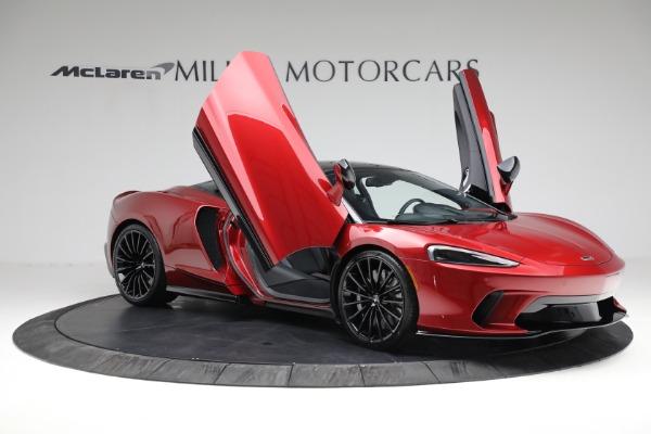 New 2021 McLaren GT for sale $217,275 at Maserati of Westport in Westport CT 06880 19