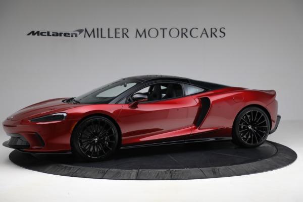 New 2021 McLaren GT for sale $217,275 at Maserati of Westport in Westport CT 06880 2