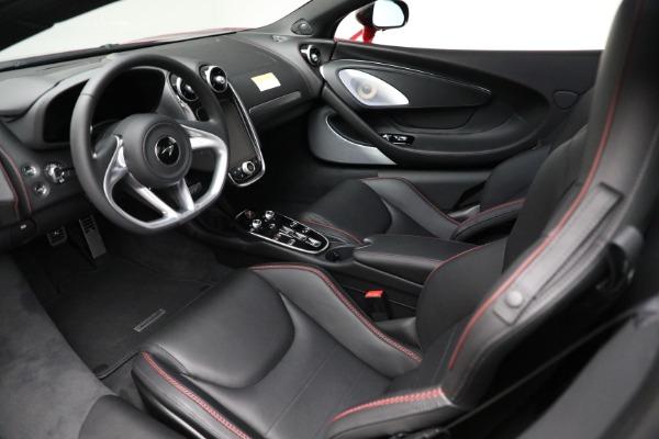New 2021 McLaren GT for sale $217,275 at Maserati of Westport in Westport CT 06880 22