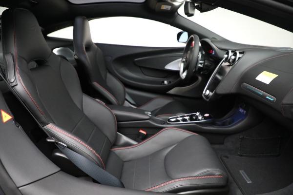 New 2021 McLaren GT for sale $217,275 at Maserati of Westport in Westport CT 06880 24