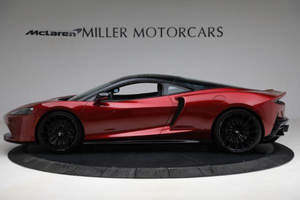 New 2021 McLaren GT for sale $217,275 at Maserati of Westport in Westport CT 06880 3