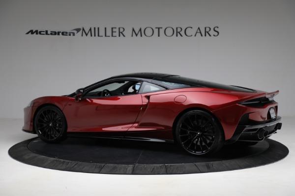 New 2021 McLaren GT for sale $217,275 at Maserati of Westport in Westport CT 06880 4