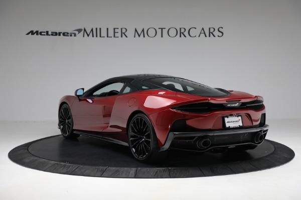 New 2021 McLaren GT Luxe for sale $217,275 at Maserati of Westport in Westport CT 06880 5