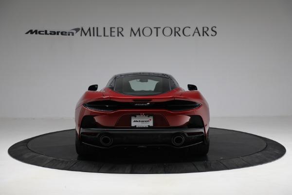 New 2021 McLaren GT Luxe for sale $217,275 at Maserati of Westport in Westport CT 06880 6