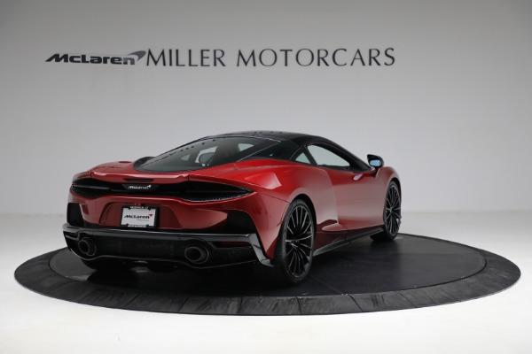New 2021 McLaren GT for sale $217,275 at Maserati of Westport in Westport CT 06880 7