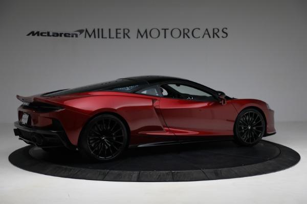 New 2021 McLaren GT Luxe for sale $217,275 at Maserati of Westport in Westport CT 06880 8