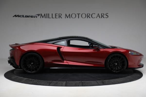New 2021 McLaren GT for sale $217,275 at Maserati of Westport in Westport CT 06880 9