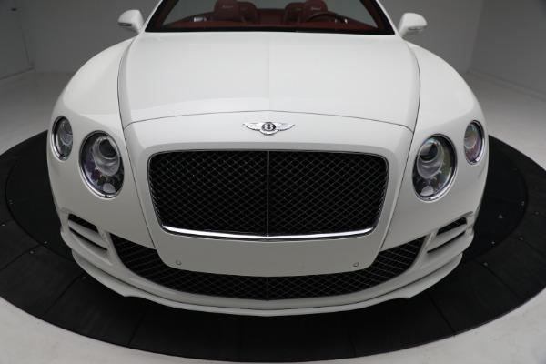 Used 2015 Bentley Continental GT Speed for sale $145,900 at Maserati of Westport in Westport CT 06880 15