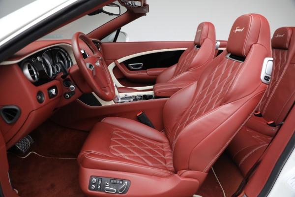 Used 2015 Bentley Continental GT Speed for sale $145,900 at Maserati of Westport in Westport CT 06880 19