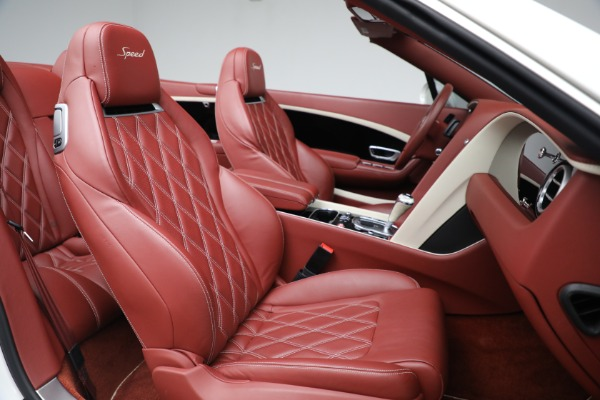 Used 2015 Bentley Continental GT Speed for sale $145,900 at Maserati of Westport in Westport CT 06880 21