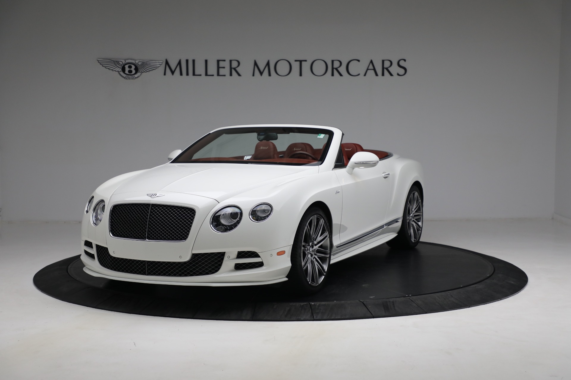 Used 2015 Bentley Continental GT Speed for sale $145,900 at Maserati of Westport in Westport CT 06880 1