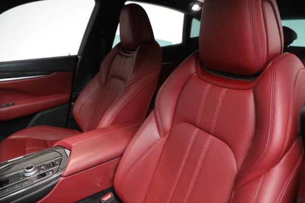 Used 2018 Maserati Levante GranSport for sale $59,900 at Maserati of Westport in Westport CT 06880 10