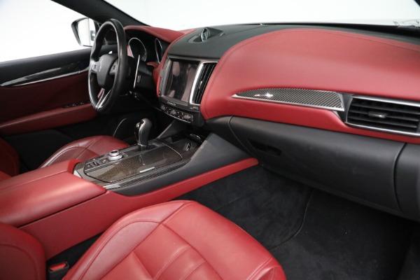 Used 2018 Maserati Levante GranSport for sale $59,900 at Maserati of Westport in Westport CT 06880 12