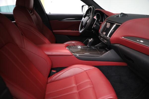 Used 2018 Maserati Levante GranSport for sale $59,900 at Maserati of Westport in Westport CT 06880 13