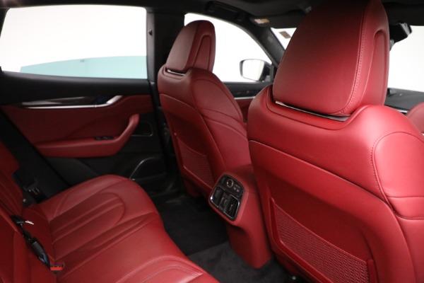 Used 2018 Maserati Levante GranSport for sale $59,900 at Maserati of Westport in Westport CT 06880 14
