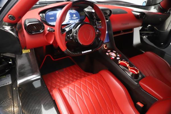 Used 2019 Koenigsegg Regera for sale Call for price at Maserati of Westport in Westport CT 06880 15