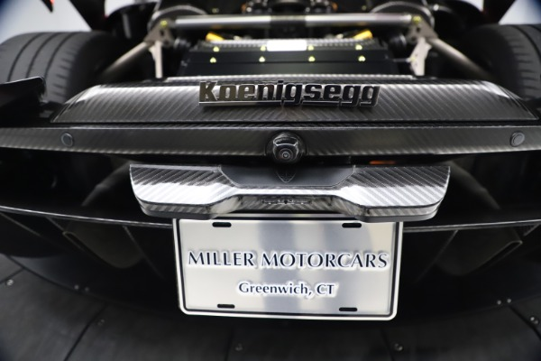 Used 2019 Koenigsegg Regera for sale Call for price at Maserati of Westport in Westport CT 06880 23