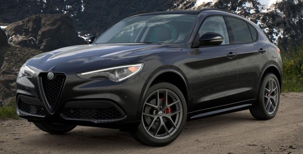 New 2021 Alfa Romeo Stelvio Ti for sale $52,705 at Maserati of Westport in Westport CT 06880 1