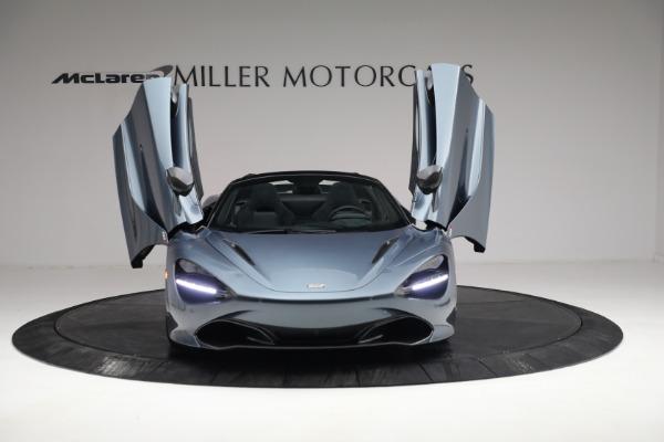 Used 2020 McLaren 720S Spider for sale $349,900 at Maserati of Westport in Westport CT 06880 13