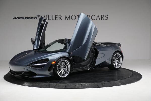 Used 2020 McLaren 720S Spider for sale $349,900 at Maserati of Westport in Westport CT 06880 14