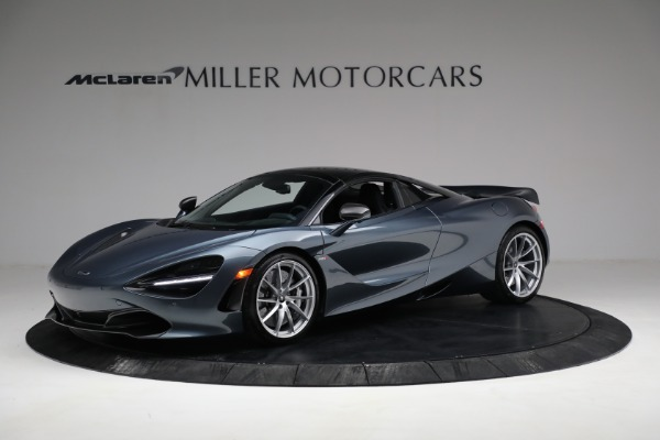 Used 2020 McLaren 720S Spider for sale $349,900 at Maserati of Westport in Westport CT 06880 15