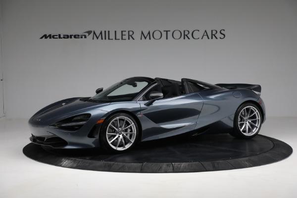 Used 2020 McLaren 720S Spider for sale $349,900 at Maserati of Westport in Westport CT 06880 2