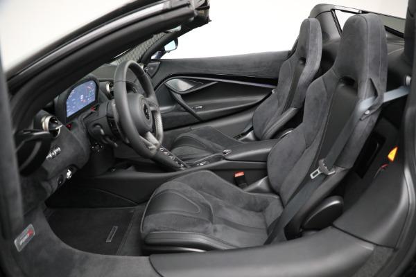 Used 2020 McLaren 720S Spider for sale $349,900 at Maserati of Westport in Westport CT 06880 25