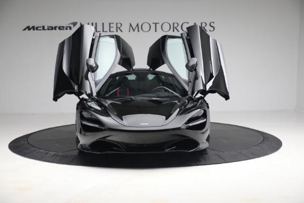 New 2021 McLaren 720S Performance for sale $344,500 at Maserati of Westport in Westport CT 06880 27