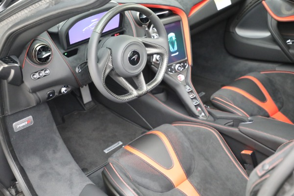 New 2021 McLaren 720S Performance for sale $344,500 at Maserati of Westport in Westport CT 06880 28