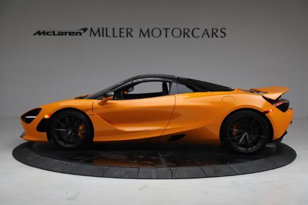 New 2021 McLaren 720S Spider for sale $378,110 at Maserati of Westport in Westport CT 06880 16