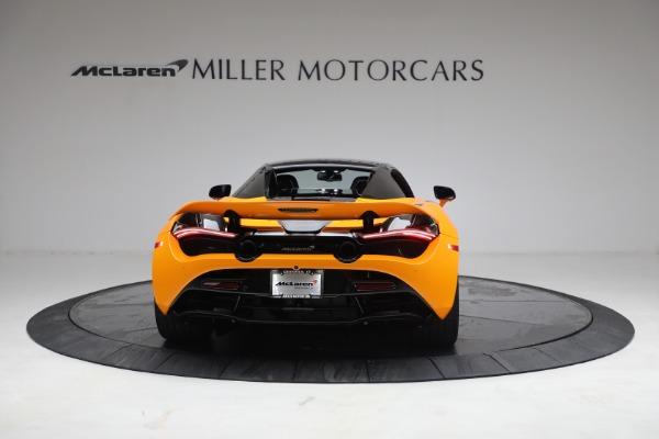 New 2021 McLaren 720S Spider for sale $378,110 at Maserati of Westport in Westport CT 06880 18