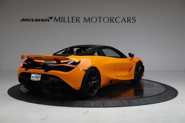 New 2021 McLaren 720S Spider for sale $378,110 at Maserati of Westport in Westport CT 06880 19