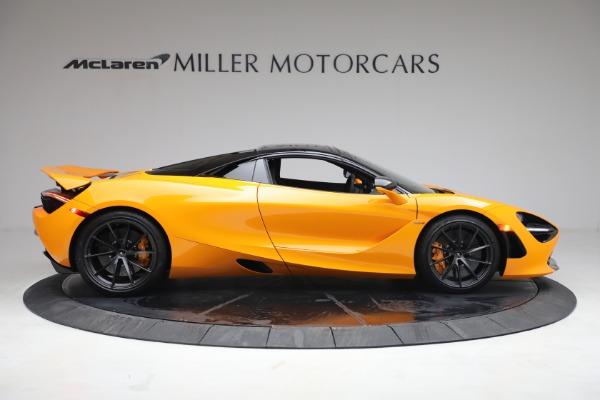New 2021 McLaren 720S Spider for sale $378,110 at Maserati of Westport in Westport CT 06880 20