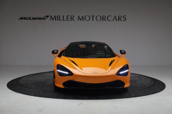 New 2021 McLaren 720S Spider for sale $378,110 at Maserati of Westport in Westport CT 06880 22