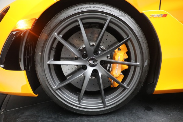 New 2021 McLaren 720S Spider for sale $378,110 at Maserati of Westport in Westport CT 06880 23
