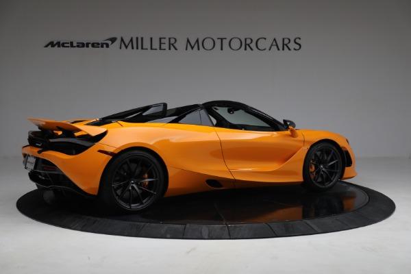 New 2021 McLaren 720S Spider for sale $378,110 at Maserati of Westport in Westport CT 06880 8