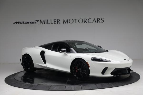 New 2021 McLaren GT Luxe for sale $217,205 at Maserati of Westport in Westport CT 06880 10