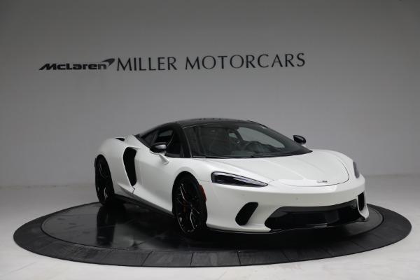 New 2021 McLaren GT Luxe for sale $217,205 at Maserati of Westport in Westport CT 06880 11