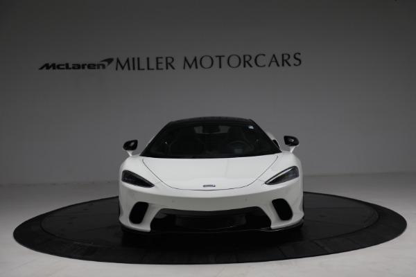 New 2021 McLaren GT Luxe for sale $217,205 at Maserati of Westport in Westport CT 06880 12